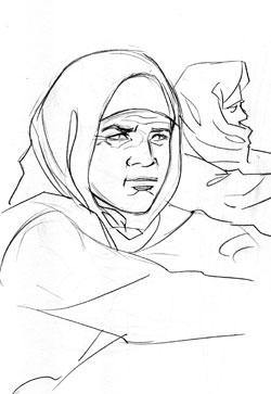 Tuareg Frauen!