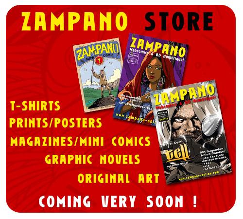 Zampano Store