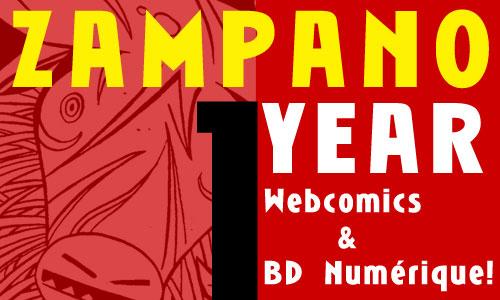 1 Jahr Zampano