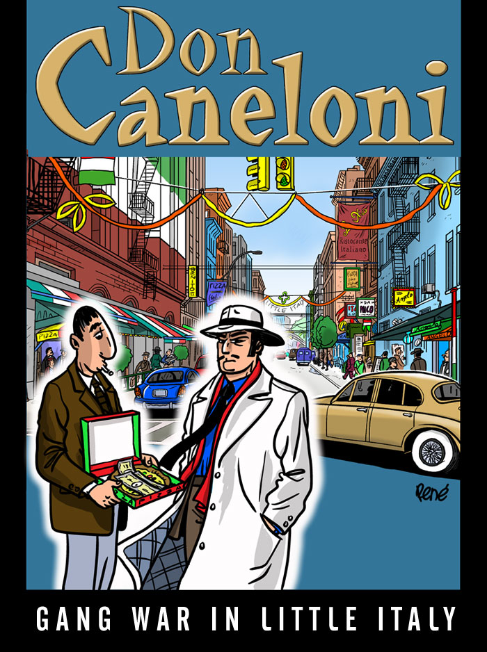 Don Caneloni Cover
