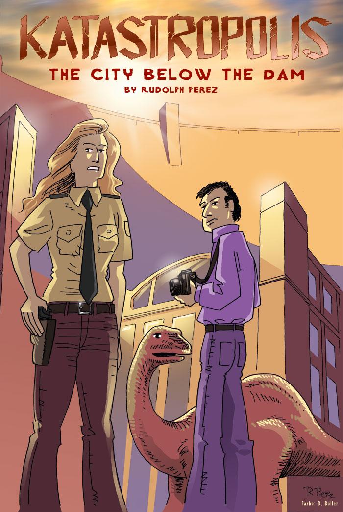 Katastropolis Cover