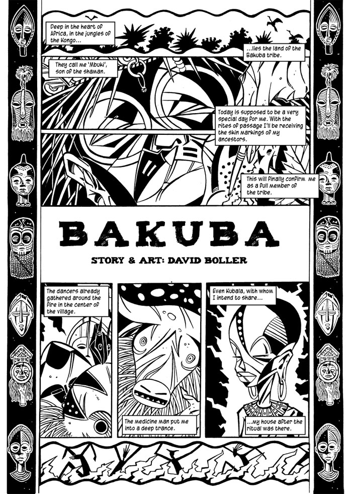 Bakuba Page 1