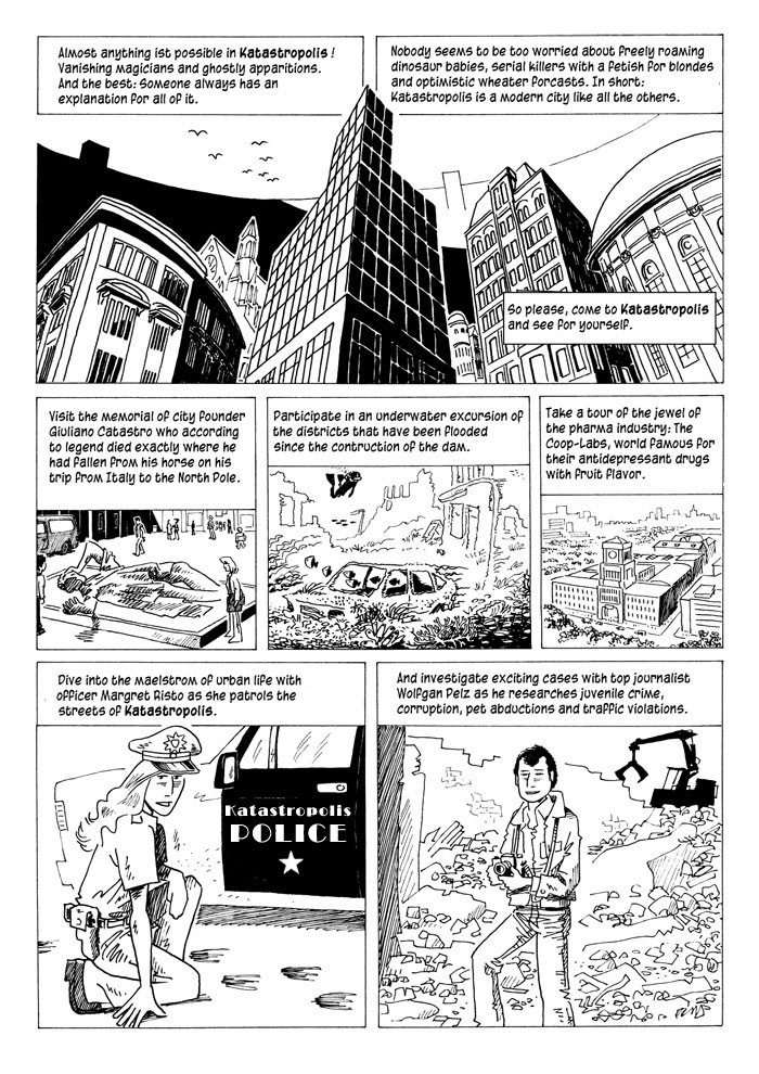 Katastropolis Page 2