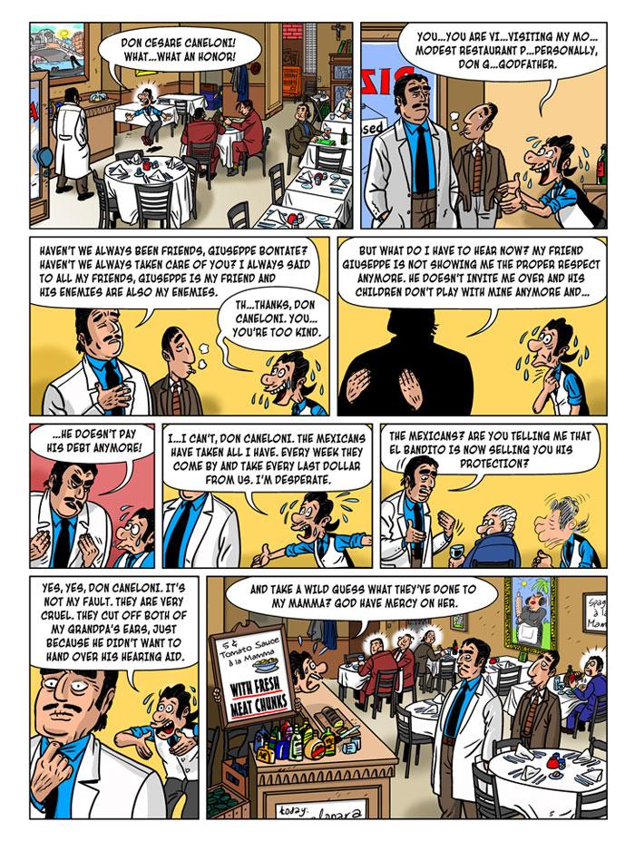 Don Caneloni Page 5