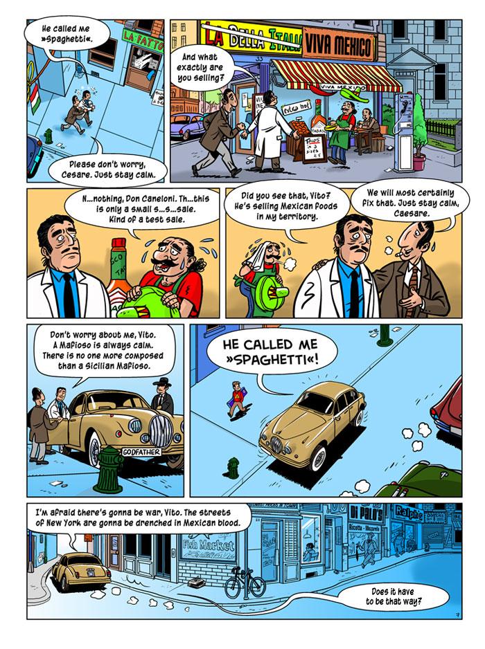 Don Caneloni Page 7