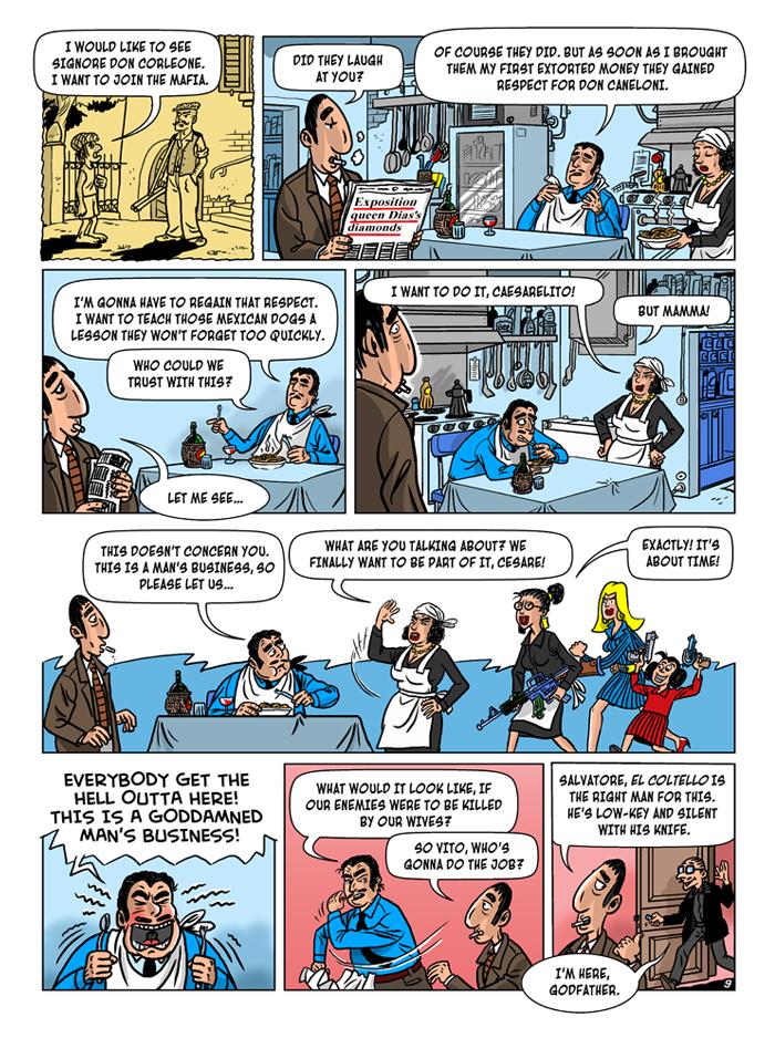 Don Caneloni Page 9
