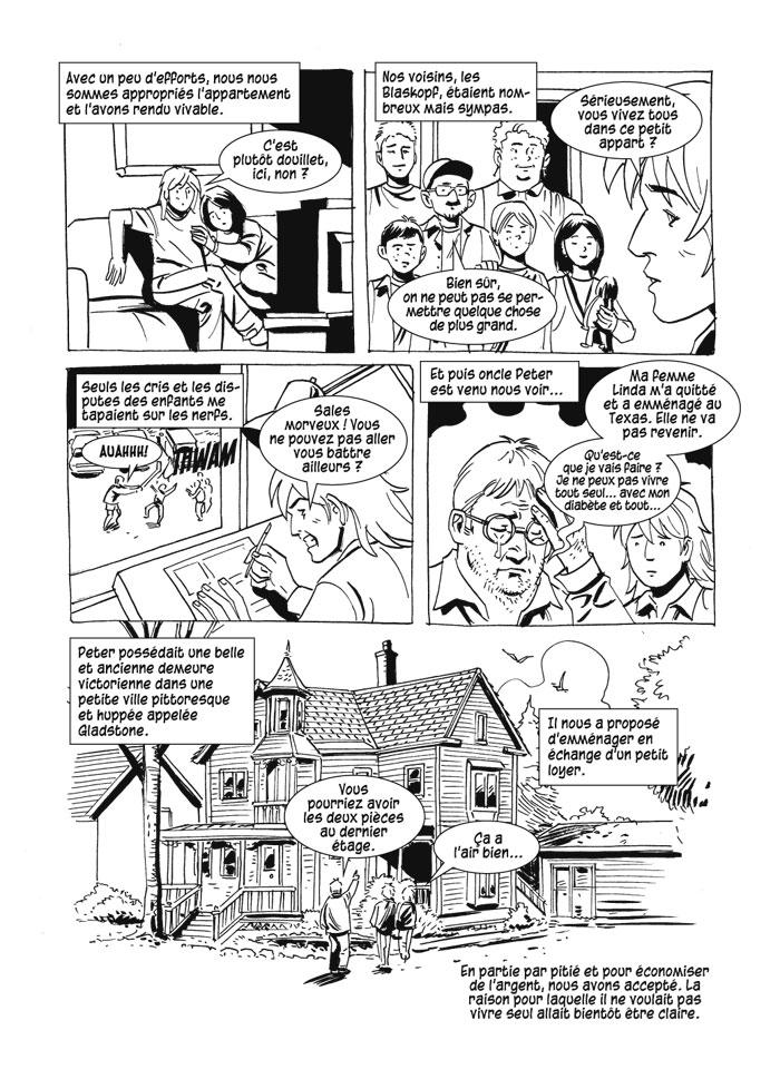 Un Ciel Infini Les Deboires Des Demenagements Page 7